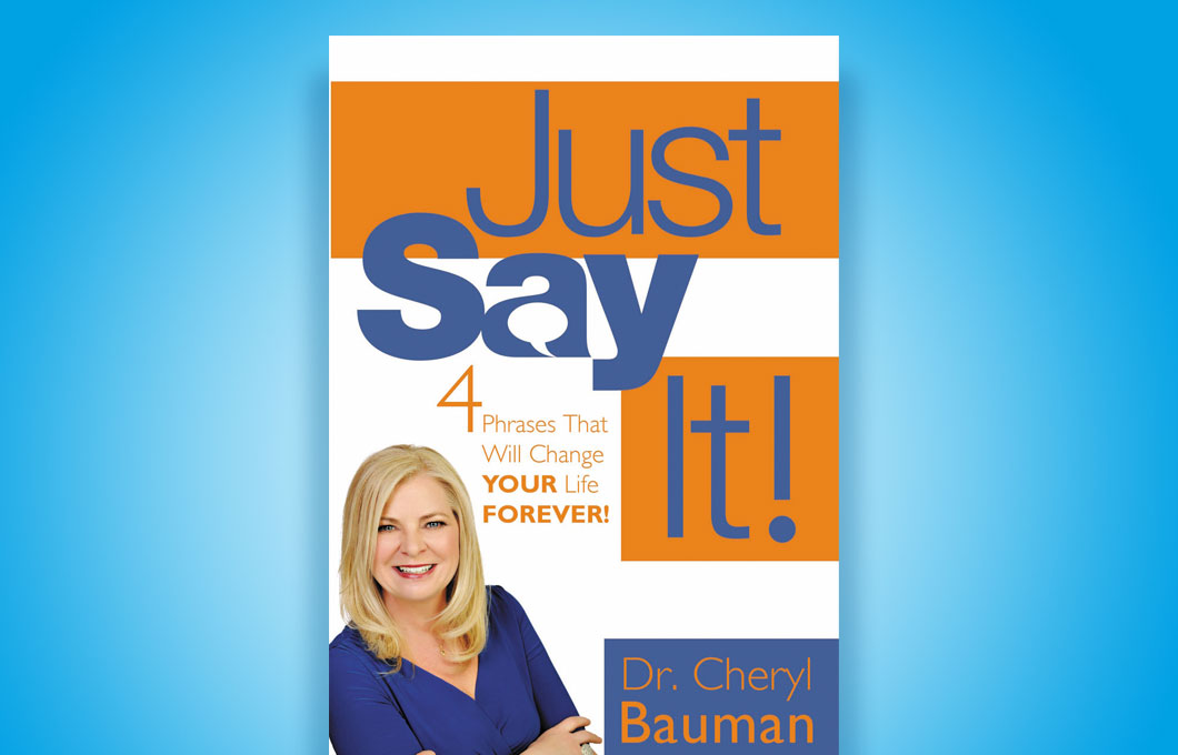 Book cover for 4 phrases that will change your life forever
